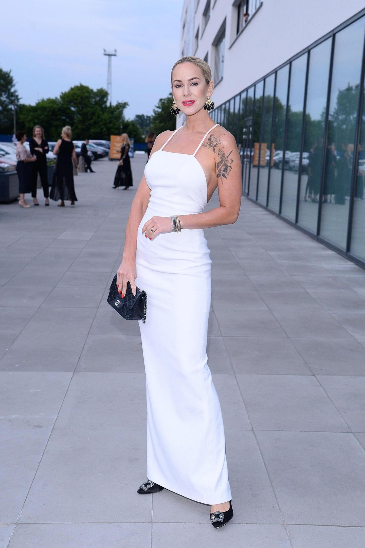 Anna Nowak na Gali Fashion Designers Awards