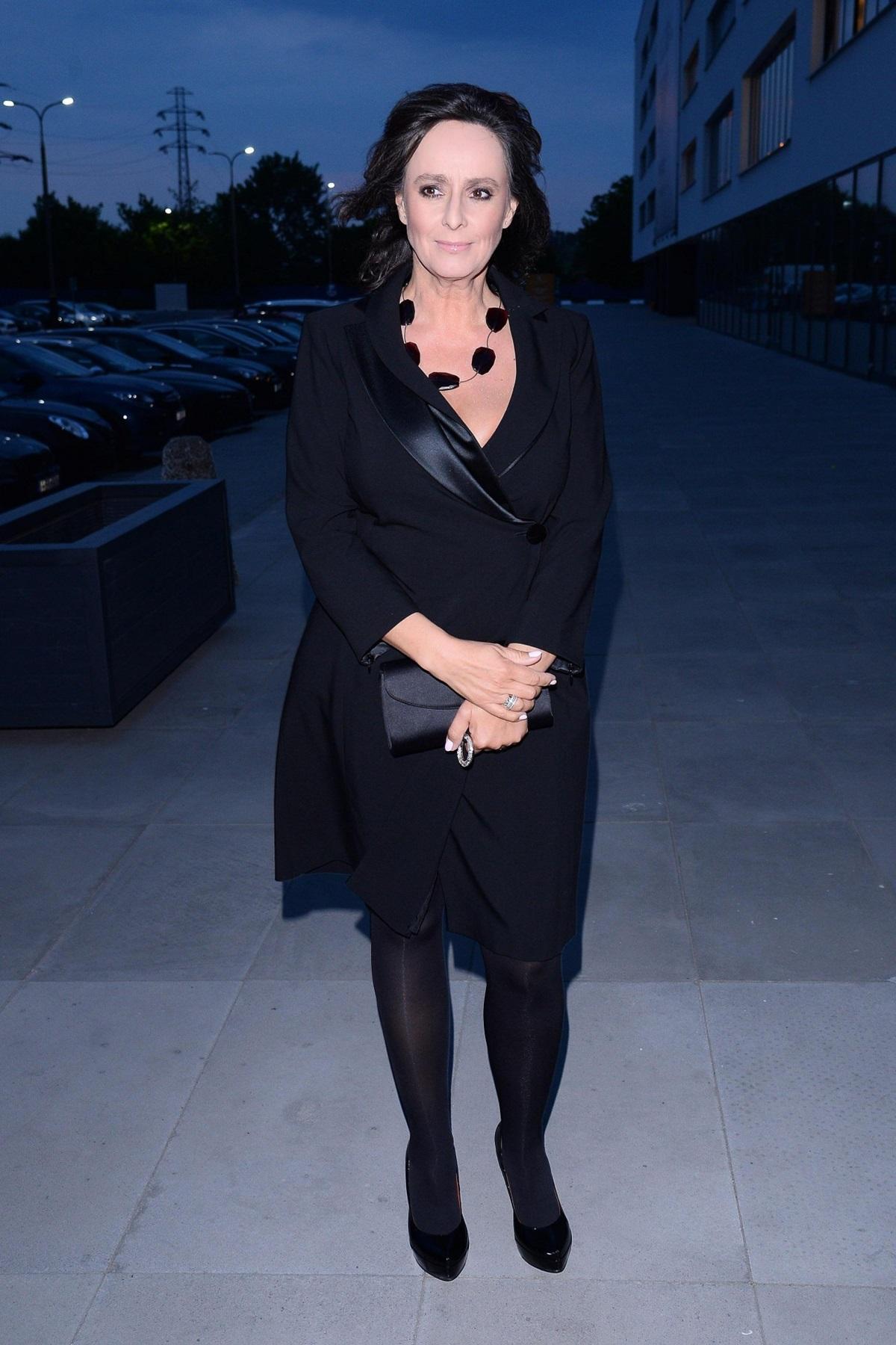 Anna Korcz na Gali Fashion Designers Awards