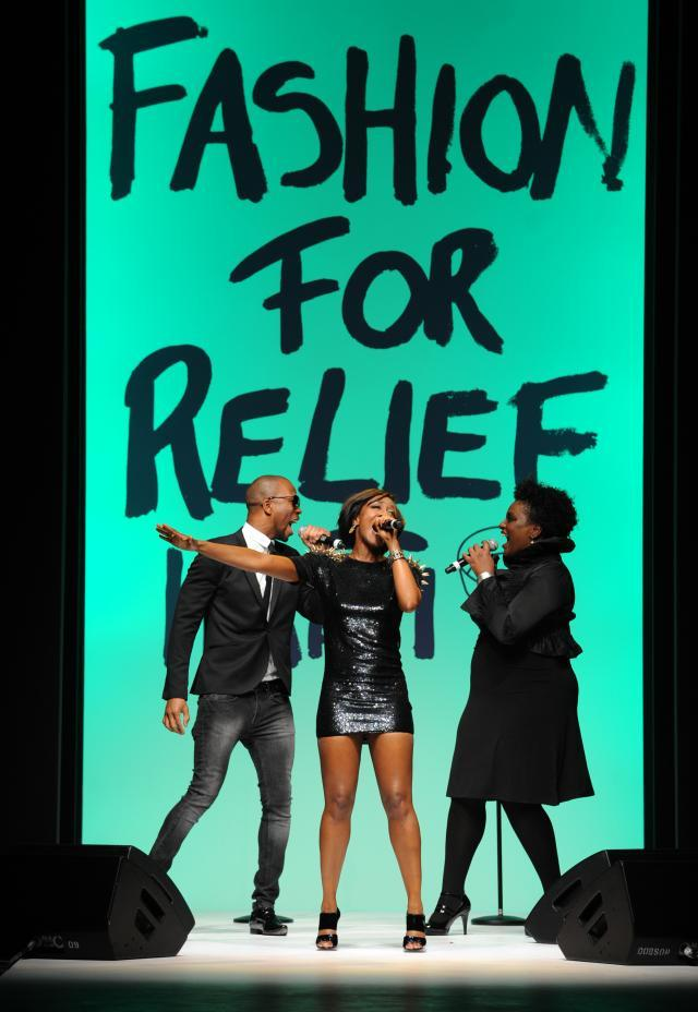 Beverley Knight, Fashion for Haiti relief