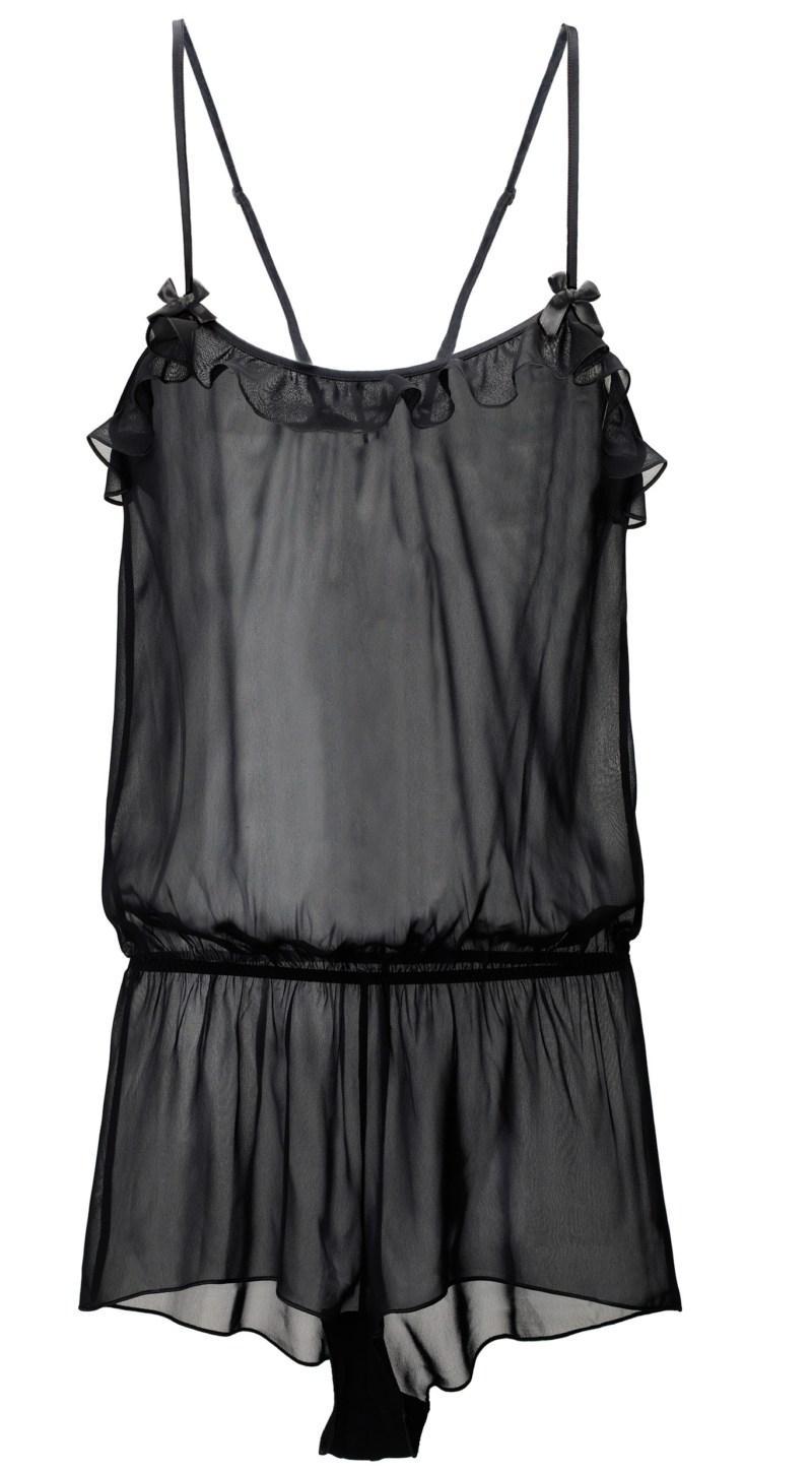 czarne body H&M - jesień-zima 2010/2011