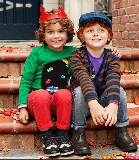 """H&M - kolekcja dla dzieci """"Back to school"""" 2012"""