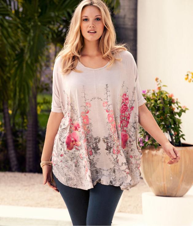 H&M kolekcja plus size na lato 2012
