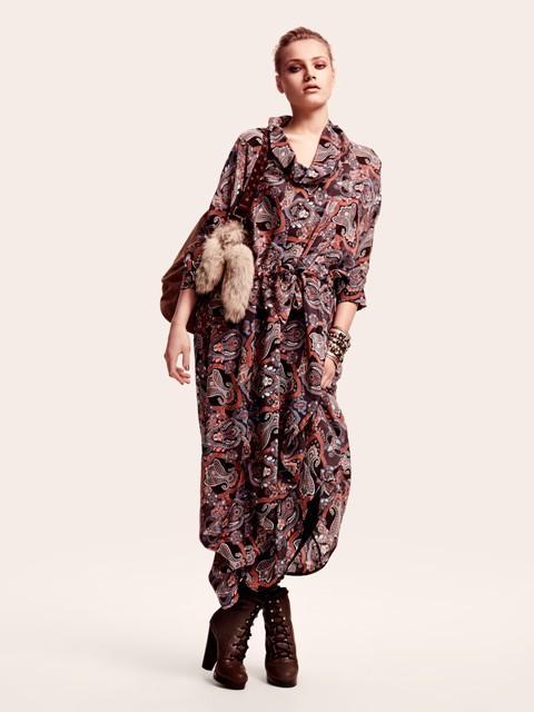 Kolekcja H&M jesień-zima 2010