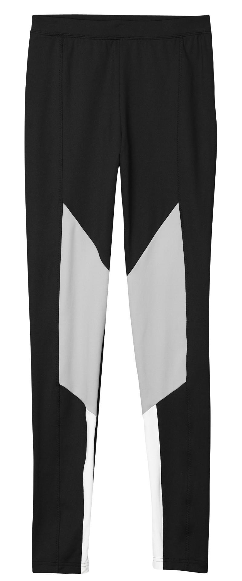czarne legginsy H&M - kolekcja wiosenna