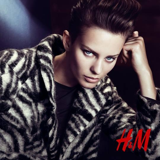 H&M - minimalizm - kolekcja jesień 2013