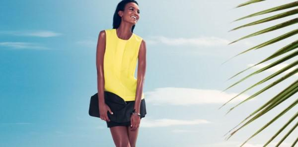 H&M wiosna 2012 kolekcja