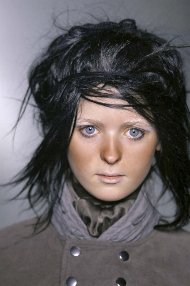 Halloween, 2010, makijaż, trendy, make up