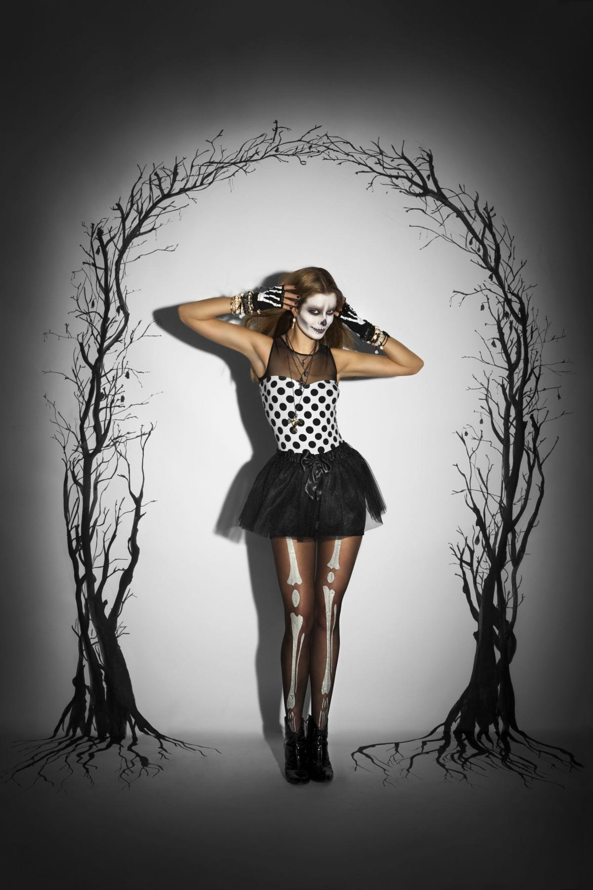 Halloweenowe kostiumy i dodatki 2012