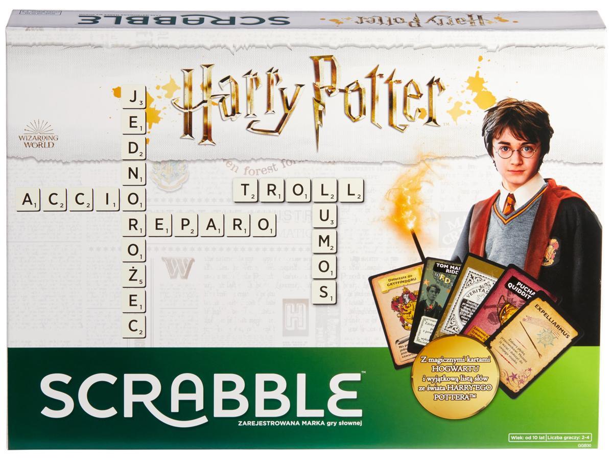 Scrabble Harry Potter cena ok. 150 złotych