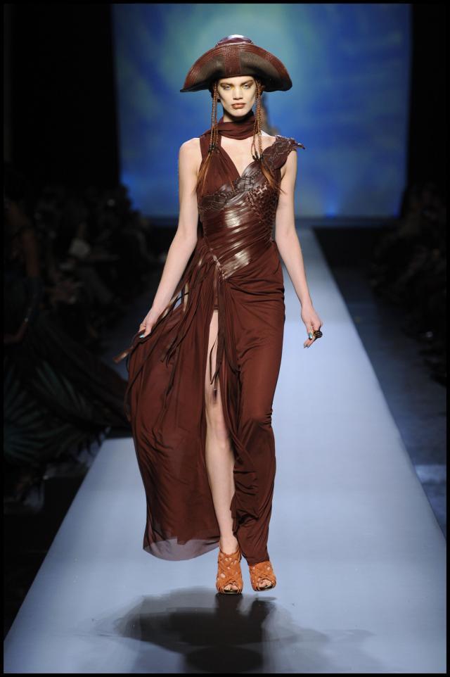 JeanPaul Gaultier, Haute couture, kolekcje wiosna-lato 2010