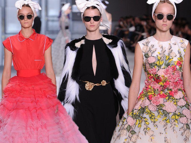 Giambattista Valli - haute couture jesień 2014