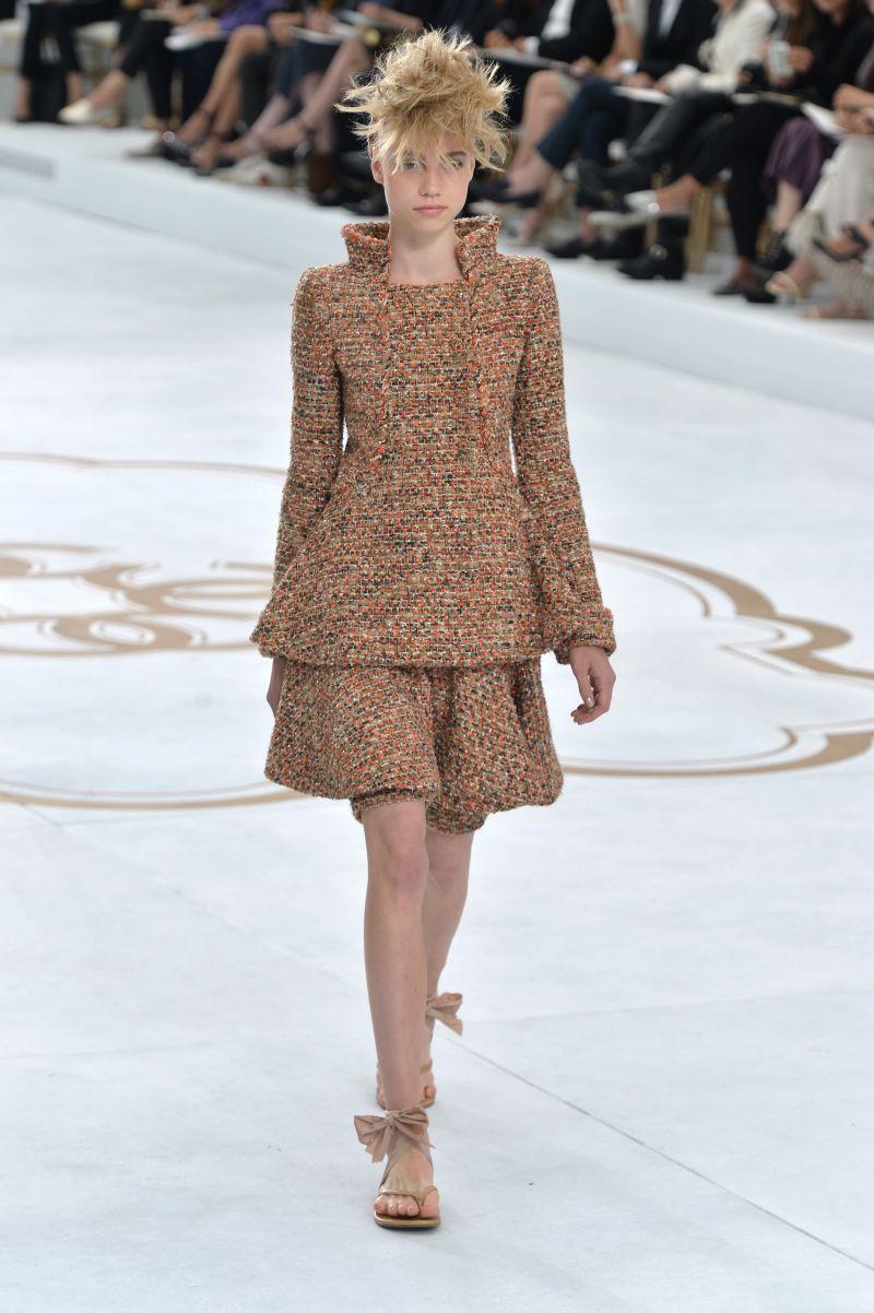 Chanel - Haute Couture jesień 2014