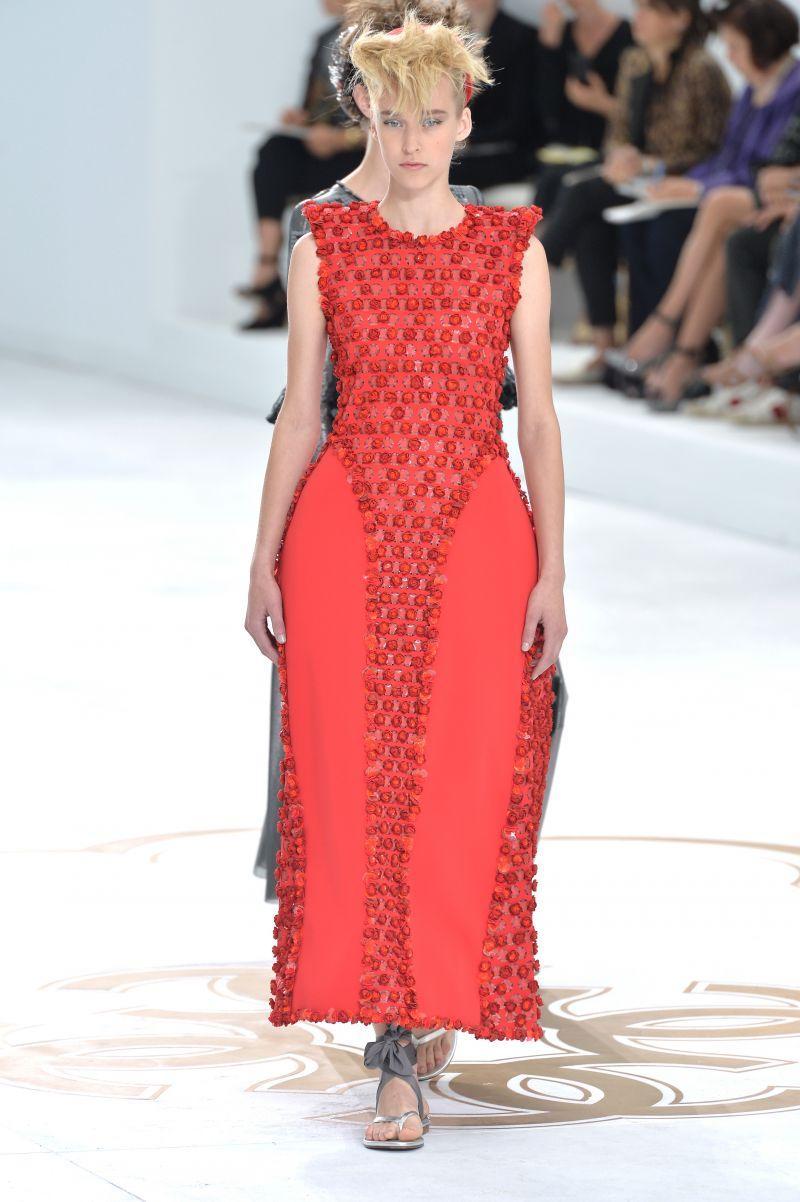 Chanel Haute Couture jesień 2014