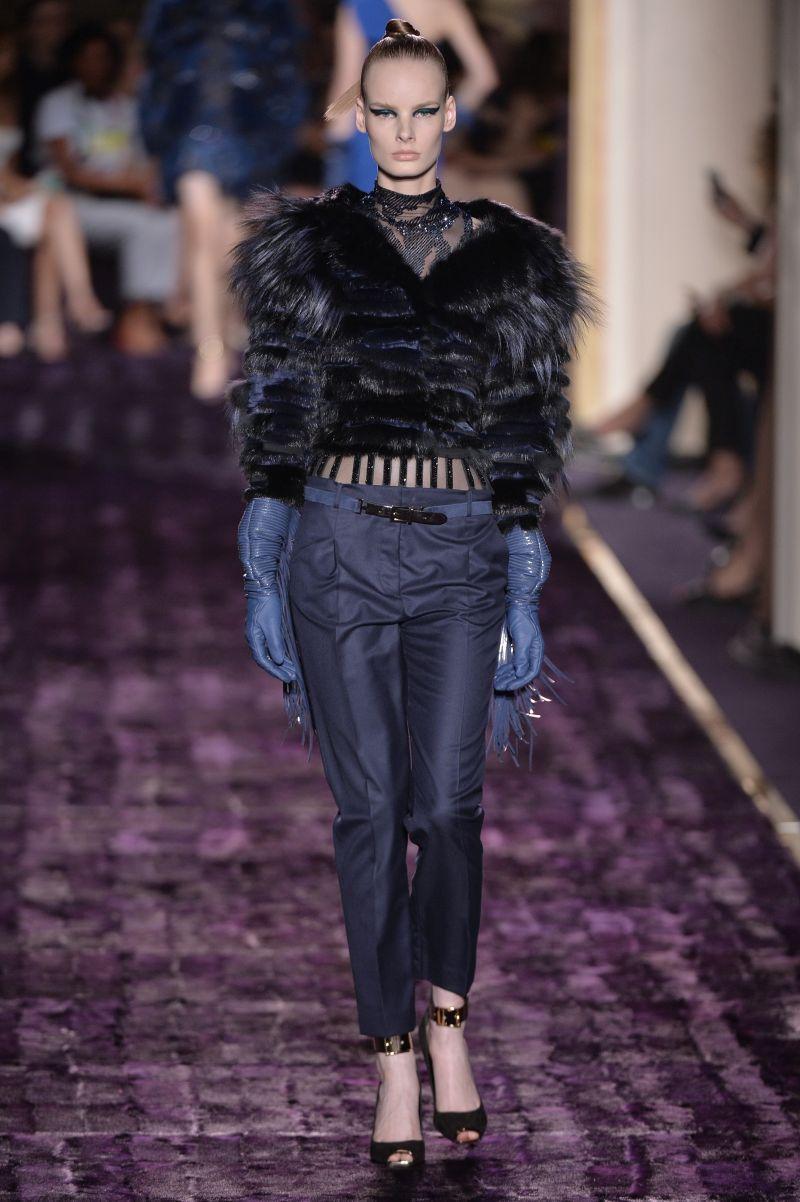 Versace Haute Couture jesień 2014