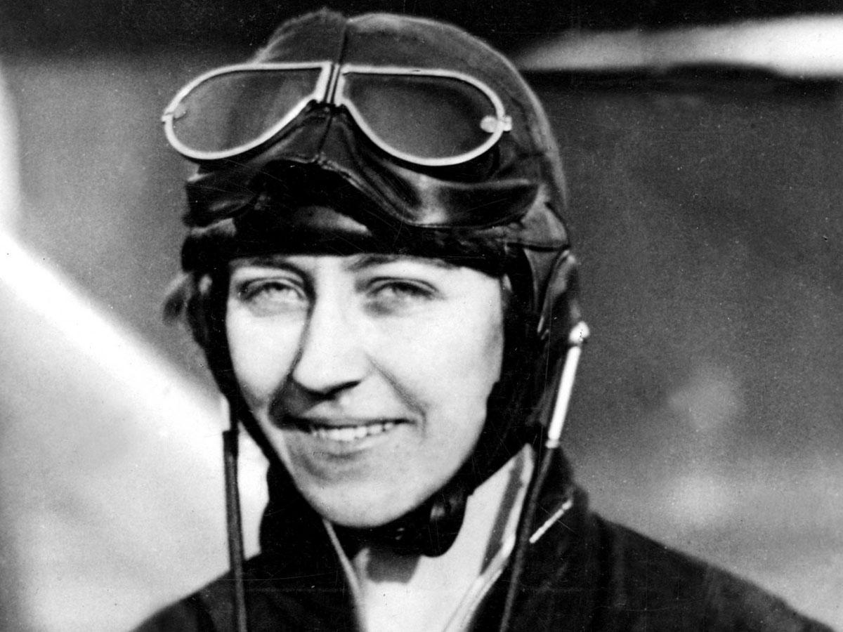 Historia okularów pilotek