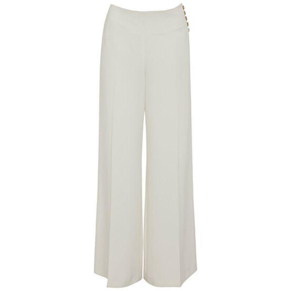 Białe spodnie F&F, cena