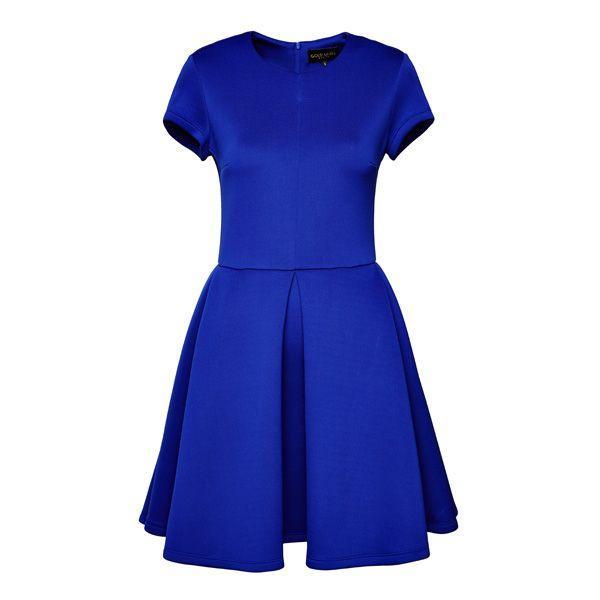 Niebieska sukienka Mohito, cena