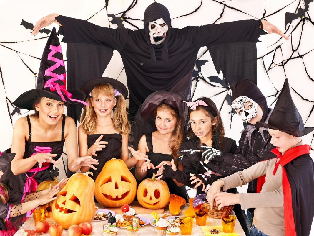 Najlepsze propozycje strojów na Halloween dla dzieci