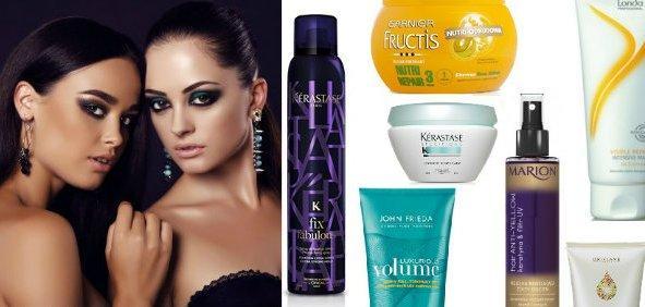 Hity października 2015 - kosmetyki do włosów