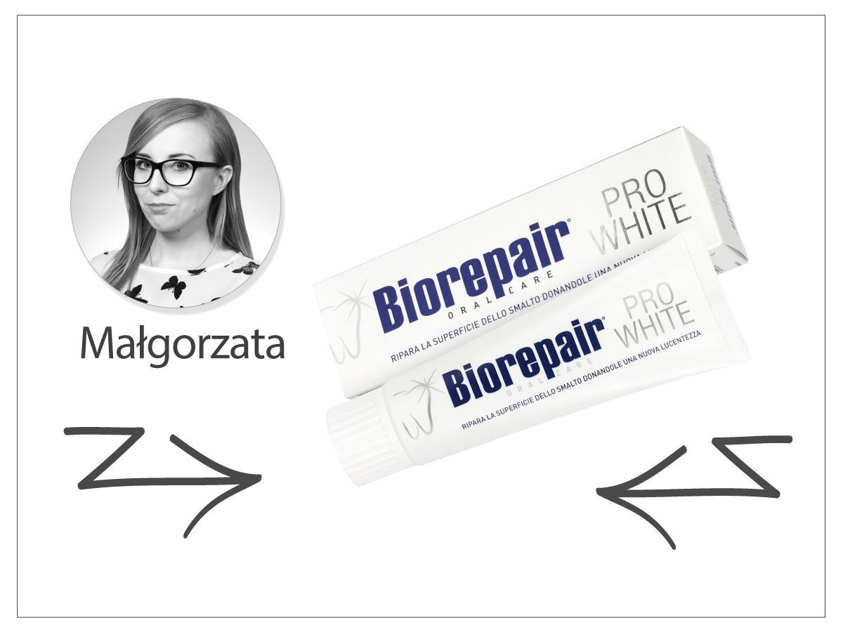 Pasta BioRepair, cena ok. 17 zł