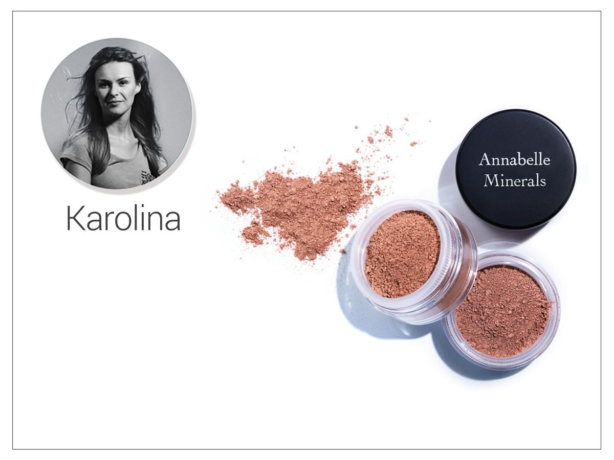 Mineralne rozświetlacze do twarzy Annabelle Minerals, cena