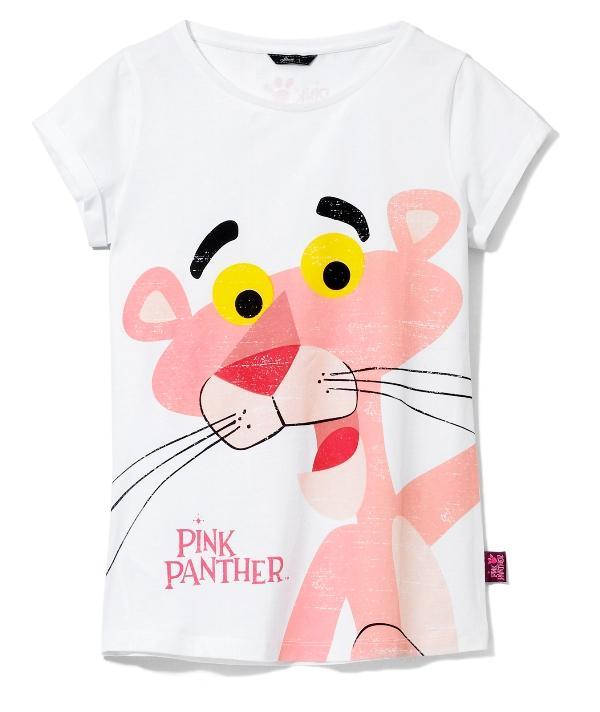 House - T-shirty i bluzy - kolekcja z Różową Panterą 2013