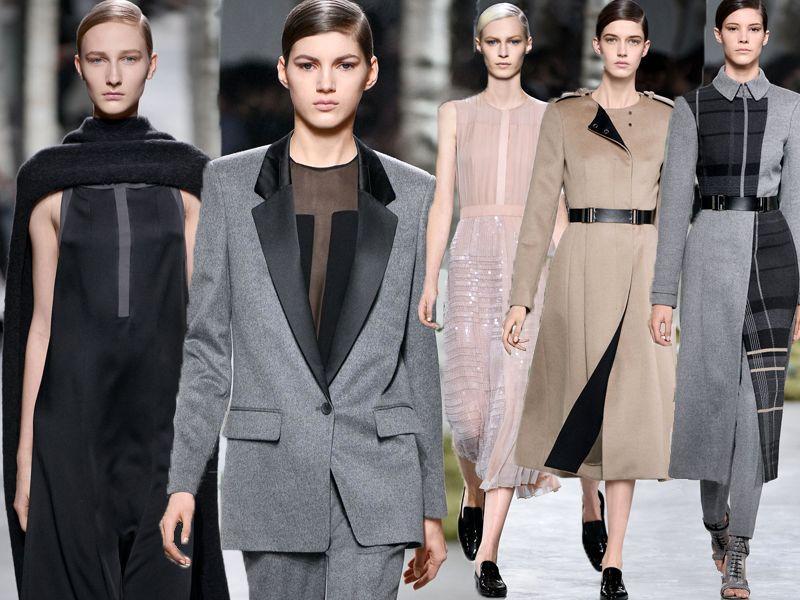 d70728fec3 Hugo Boss jesień-zima 2014 2015 - New York Fashion Week - Pokaz mody ...