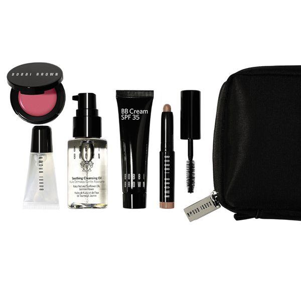 Zestaw bestsellerów Mini Must Haves Kit Bobbi Brown, cena