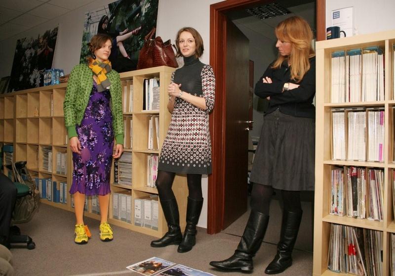 III edycja Szkoły Stylu z Elle (2008) - Zdjęcie 8
