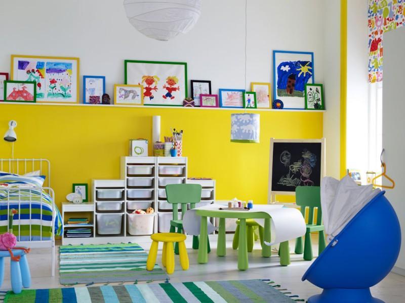 Ikea dla dzieci i przedpokoju - zdjęcie
