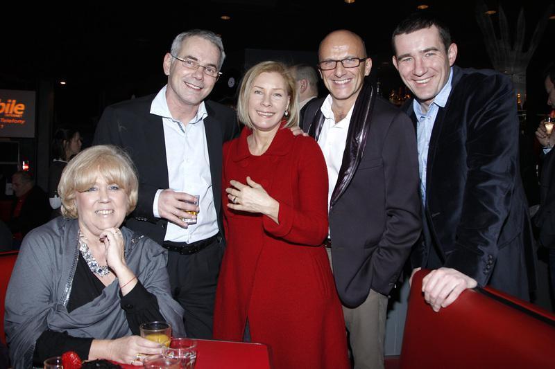 Robert Janowski, Małgorzata Potocka, Robert Rozmus, Przemysław Sadowski