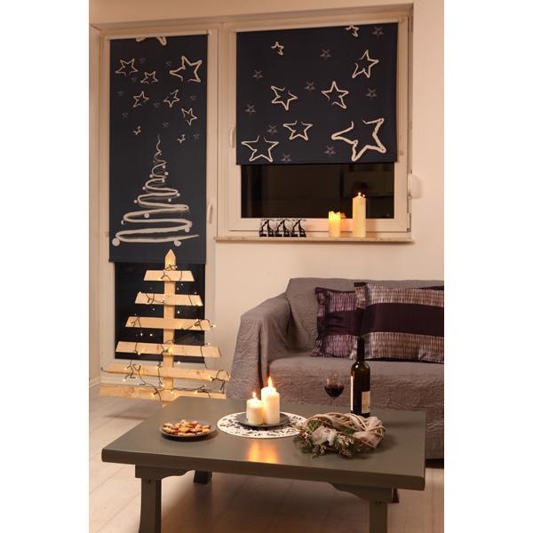 Dekoracje świątecznego stołu