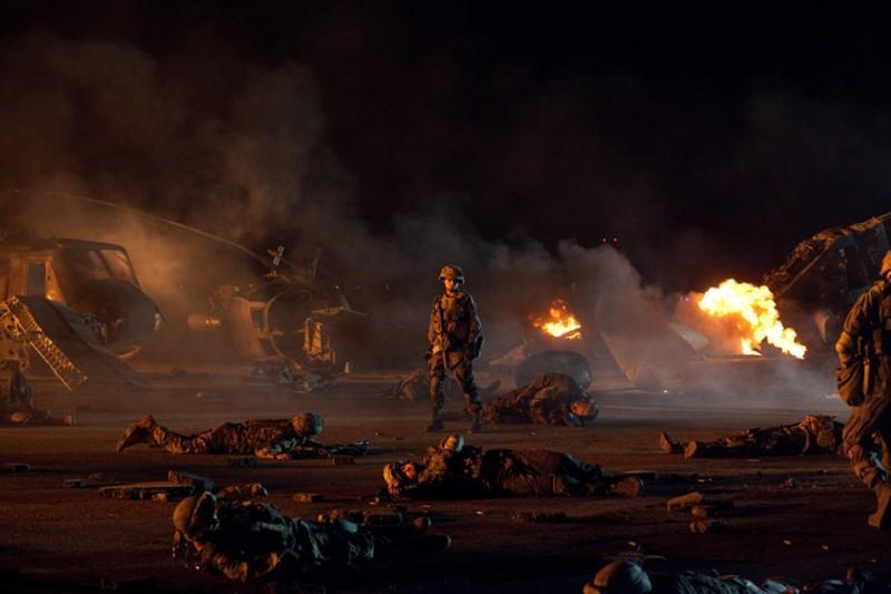 Inwazja: Bitwa o Los Angeles (reż. Jonathan Liebesman) - zdjęcie