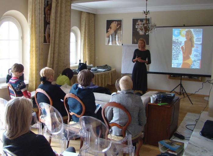 IV edycja Szkoły Stylu z Elle - marzec/kwiecień 2009 - Zdjęcie 21
