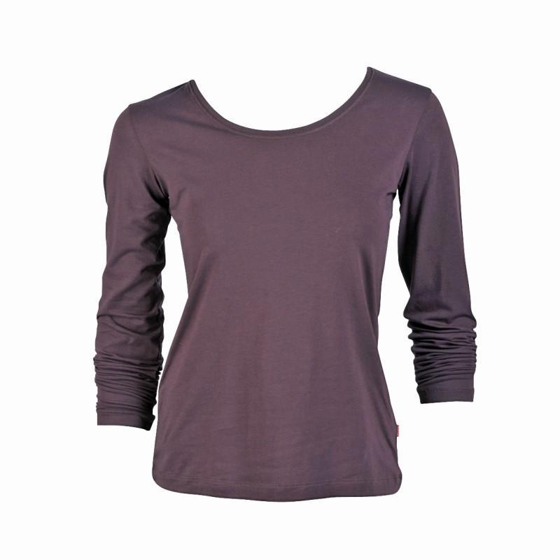 fioletowa bluzka Jackpot - z kolekcji jesień-zima