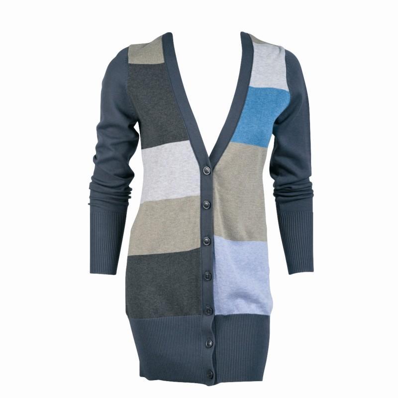 sweter Jackpot długi - z kolekcji jesień-zima