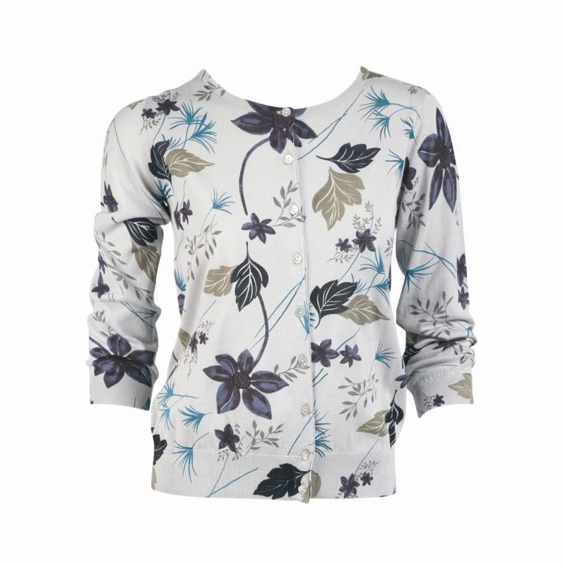 bluzka Jackpot rozpinana - trendy na jesień