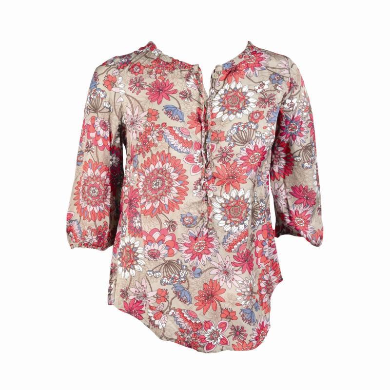 bluzka Jackpot we wzory - z kolekcji jesień-zima