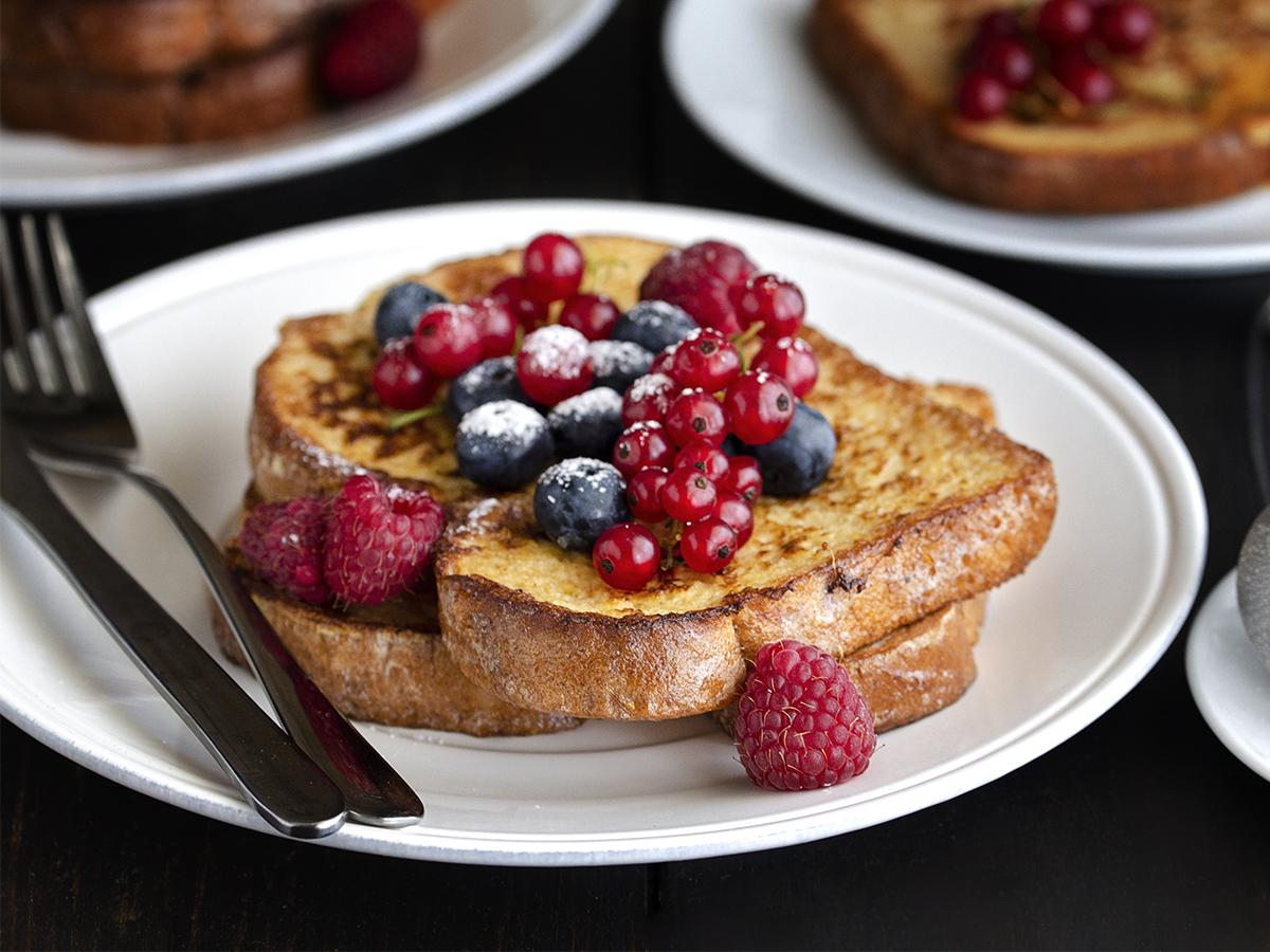 przepis na tosty francuskie