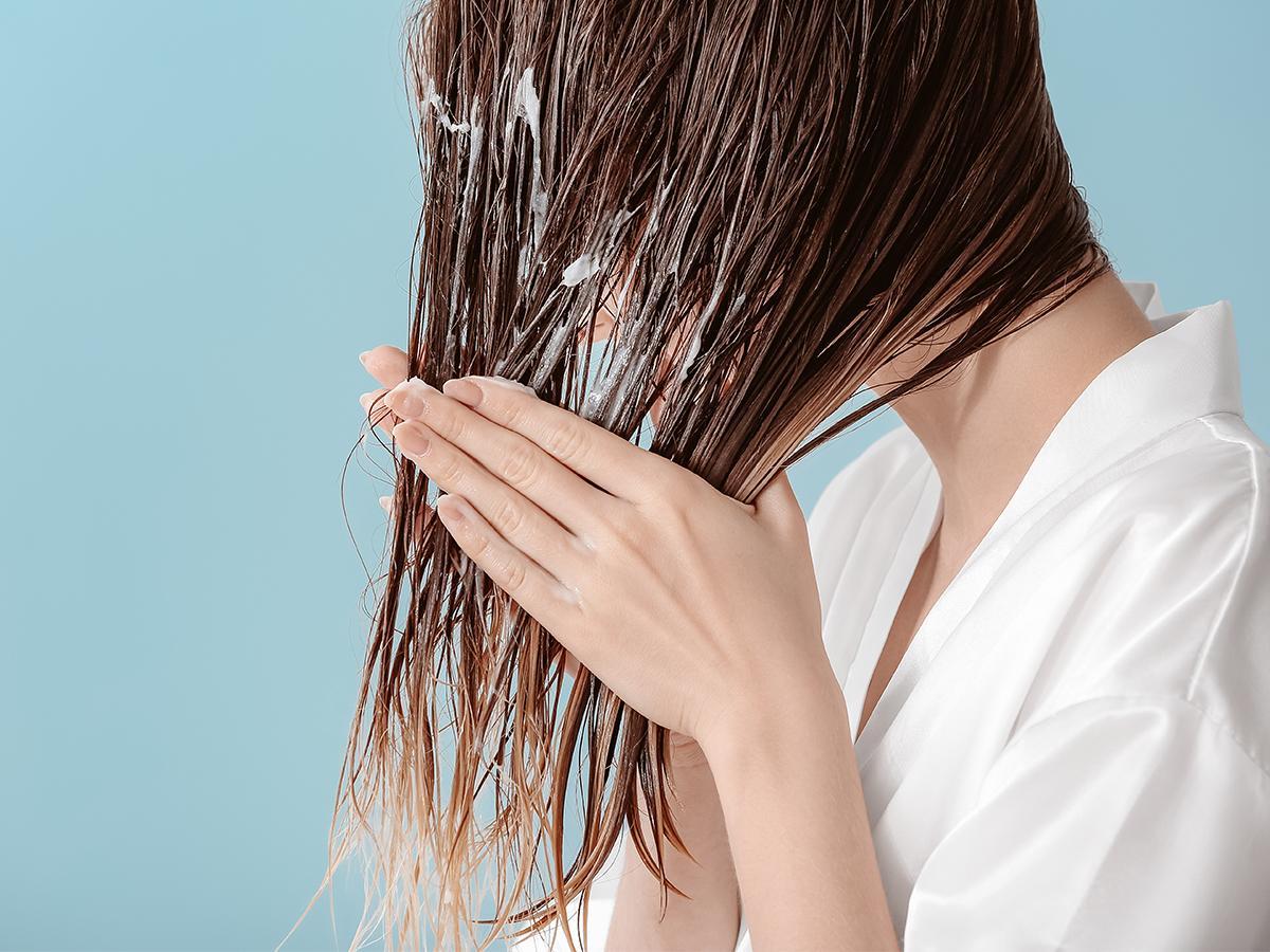 czy można myć włosy codziennie