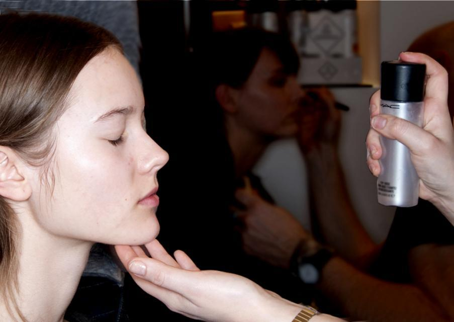 utrwalacz makijażu