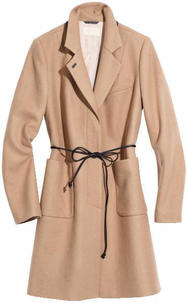 H&M płaszcz