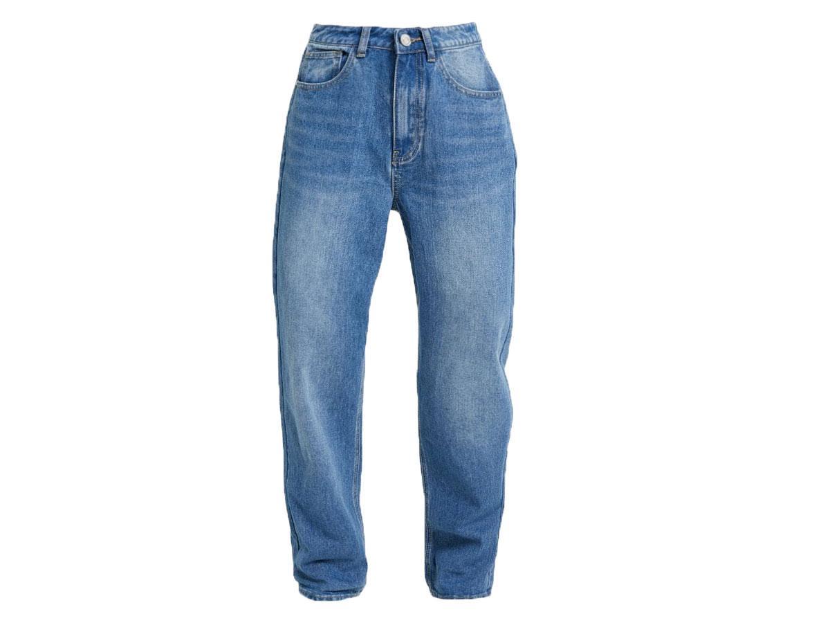 Szerokie jeansy boyfriend Missguided