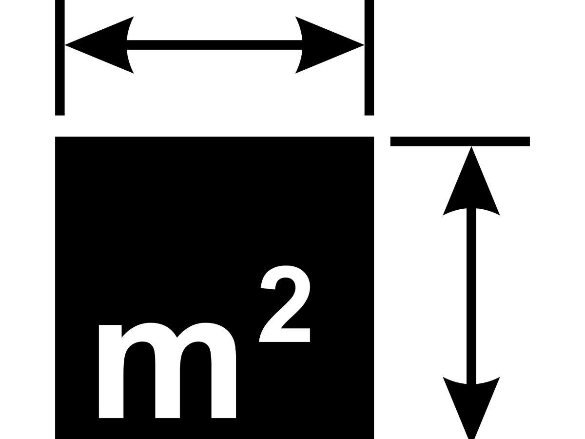 Jak obliczyć m2