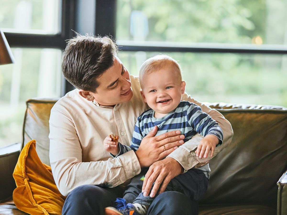 Jak ojcowie mogą pomóc w naturalnym karmieniu?
