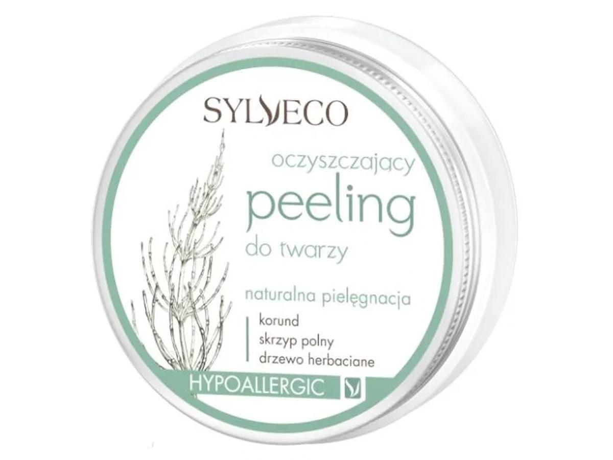Peeling mechaniczny Sylveco
