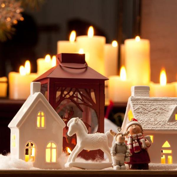 wystrój wnętrz święta bożego narodzenia