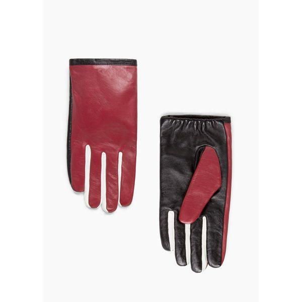 Ekstarwaganckie rękawiczki Mango, cena