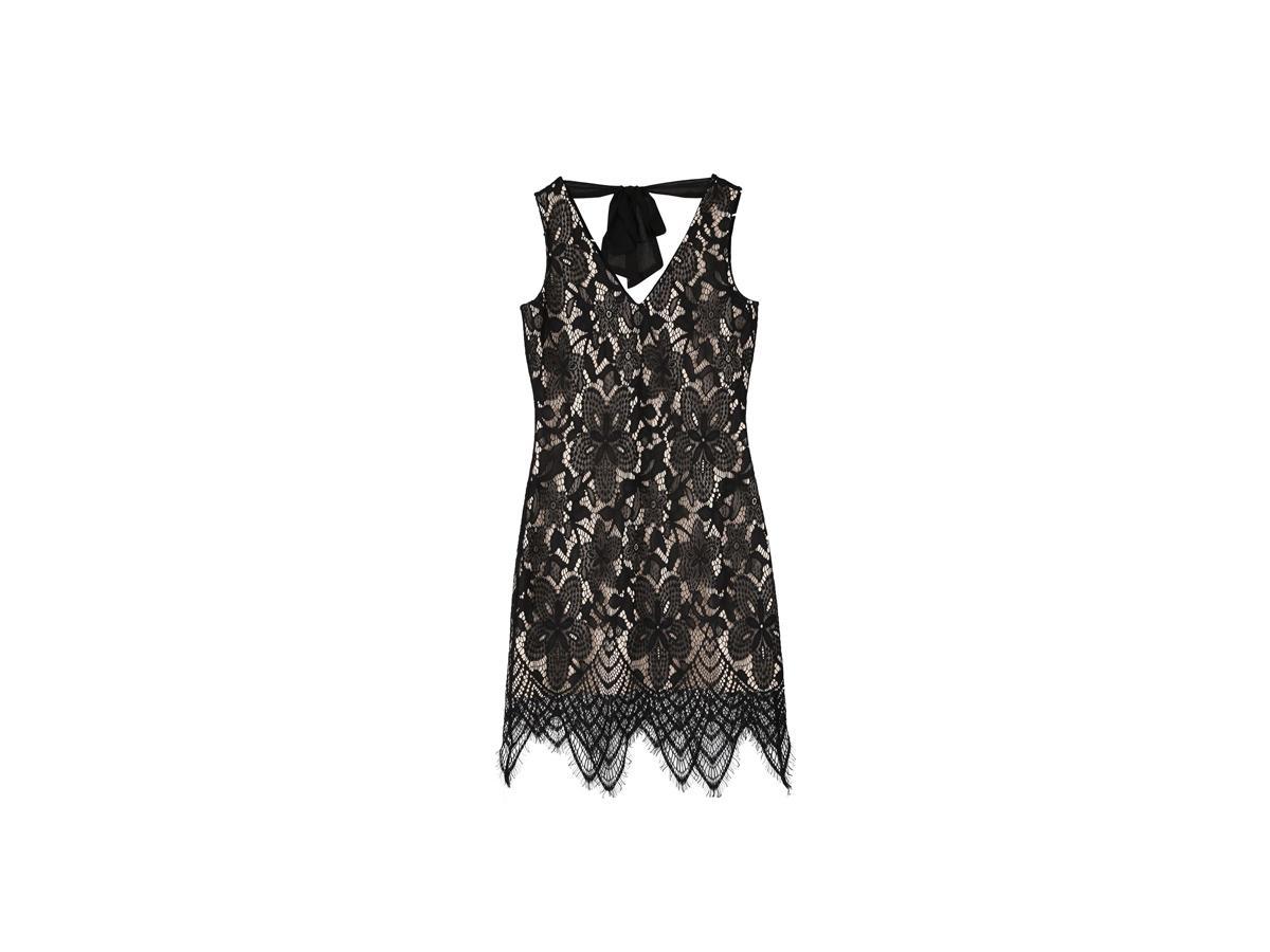 74b0371e1c Sukienka z amerykańskim dekoltem Top Secret