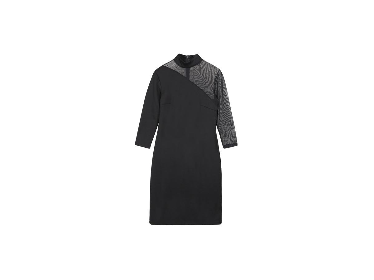 2fc2c3c5d3 Sukienka z asymetryczną wstawką Top Secret